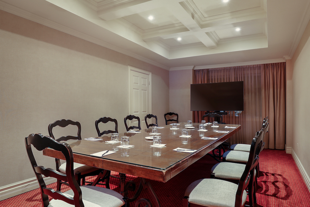 Looking For A Meeting Room Try Manoir Saint Sauveur