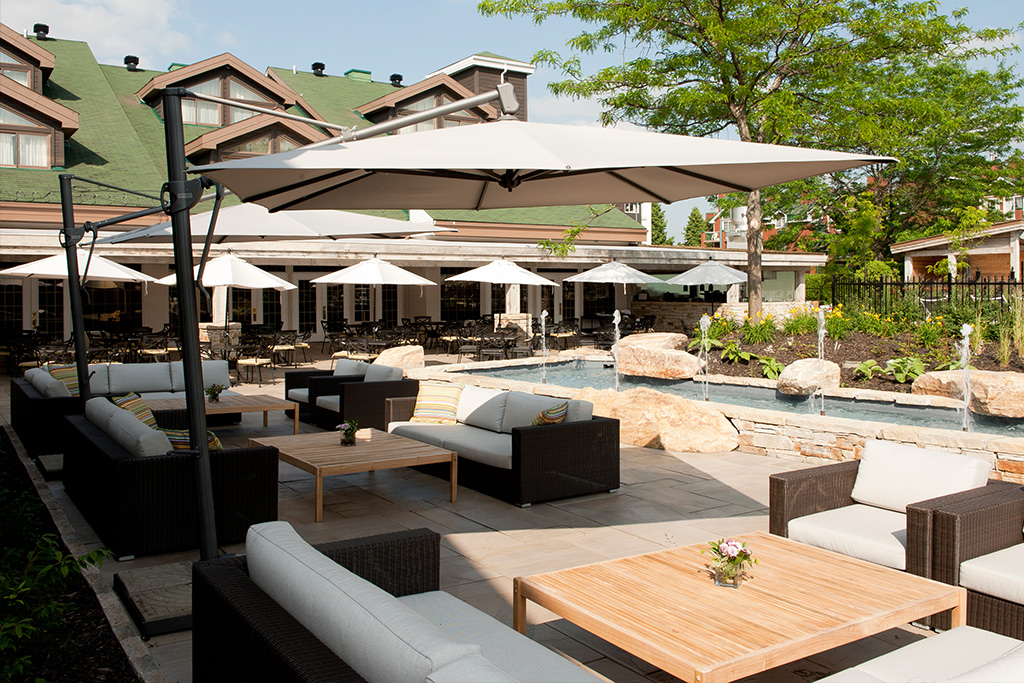 Le Boudoir Lounge - Manoir Saint-Sauveur