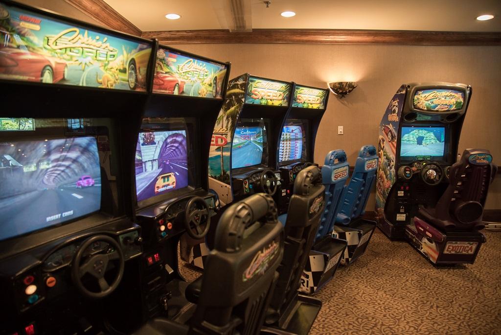 Jeux d'arcades et cinéma