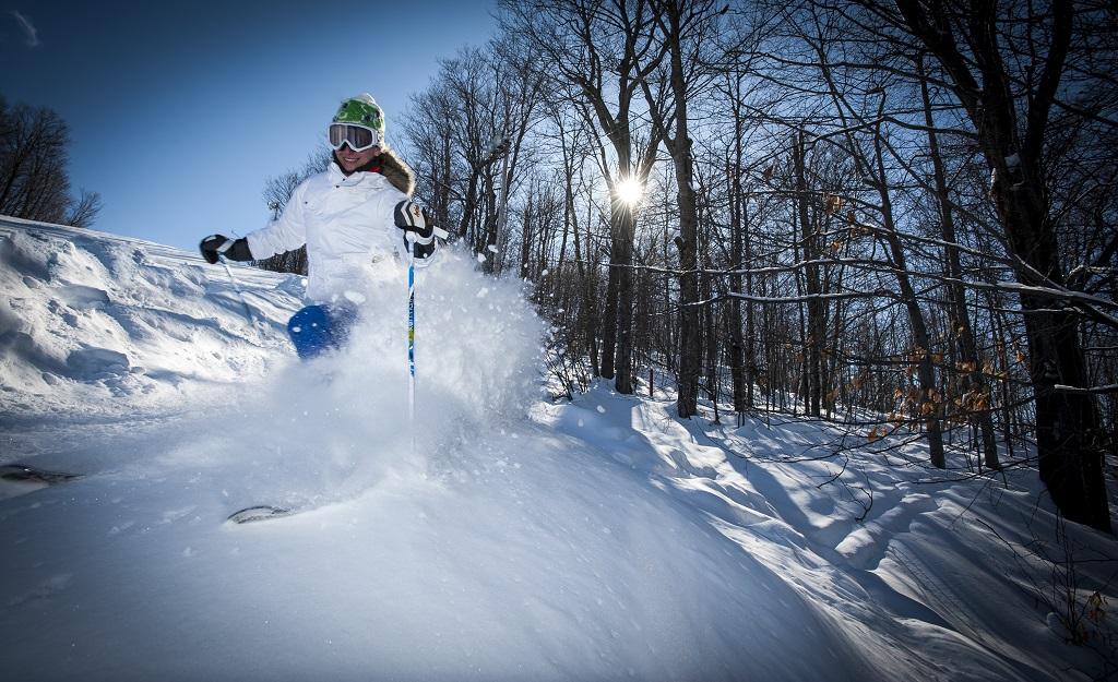 Ski Sommet Saint-Sauveur