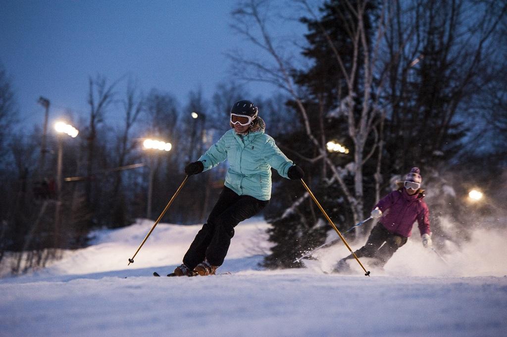 Forfait Ski de soirée