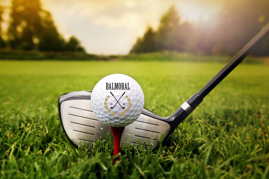 Forfait Golf Balmoral