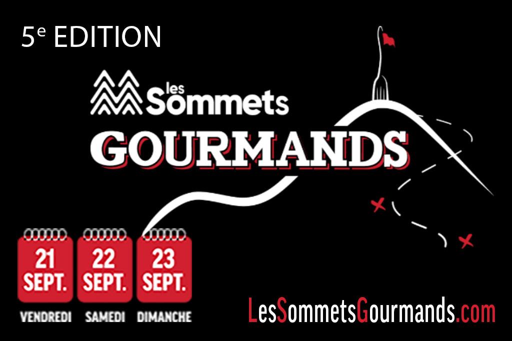 Forfait 3 Jours avec les Sommets Gourmands