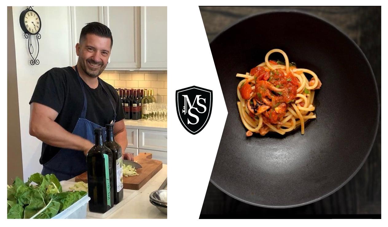 Chef invité - Elvio Galasso: l'expérience gastronomique