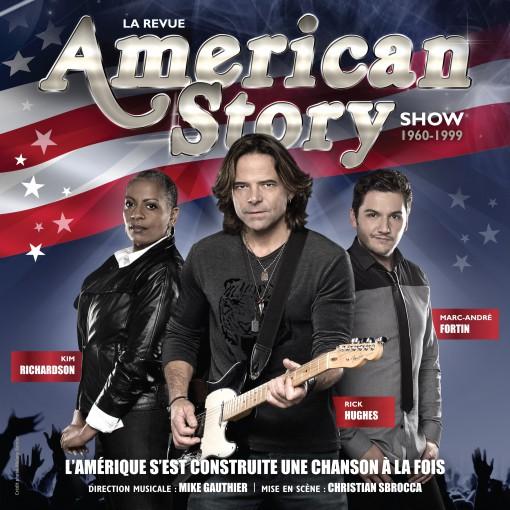 La revue American Story Show