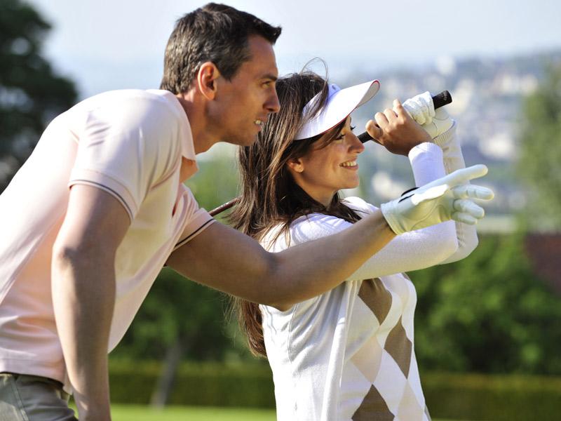 2 Départs Exclusifs pour équipe de 4 joueurs au Club de Golf Le Balmoral