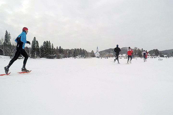 Triathlon d'hiver de Saint-Adolphe-d'Howard